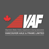 Vancouver Axle & Frame Limited